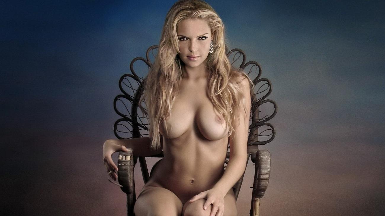Katherine Heigl naked ample milk cans..