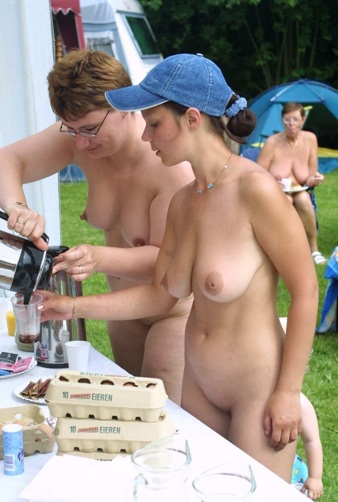 Pics taken at a naturist camp - Adult..