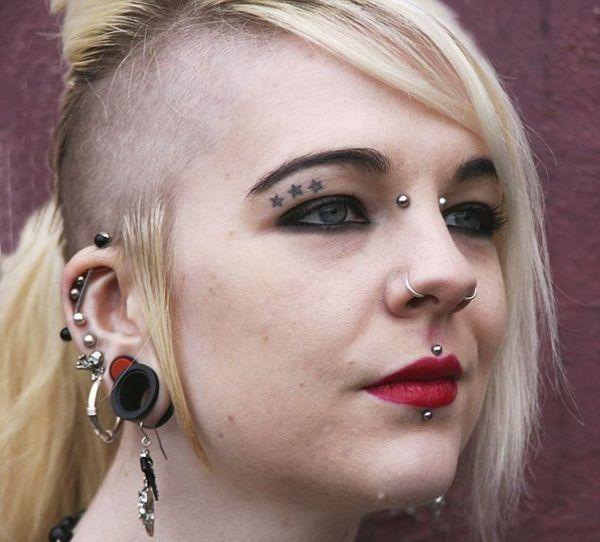 Nose Piercing designs9 Epic..