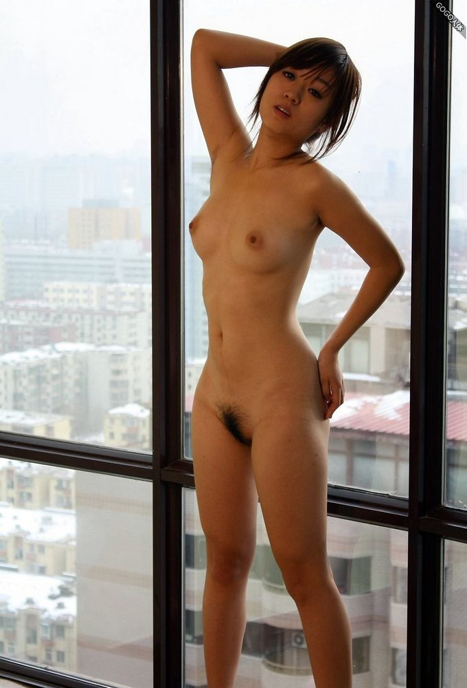 Nude barely legal chinese damsel..
